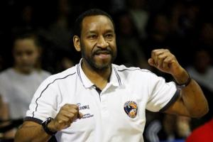 Worcester Wolves' triple test will push players to limits, says coach Paul James