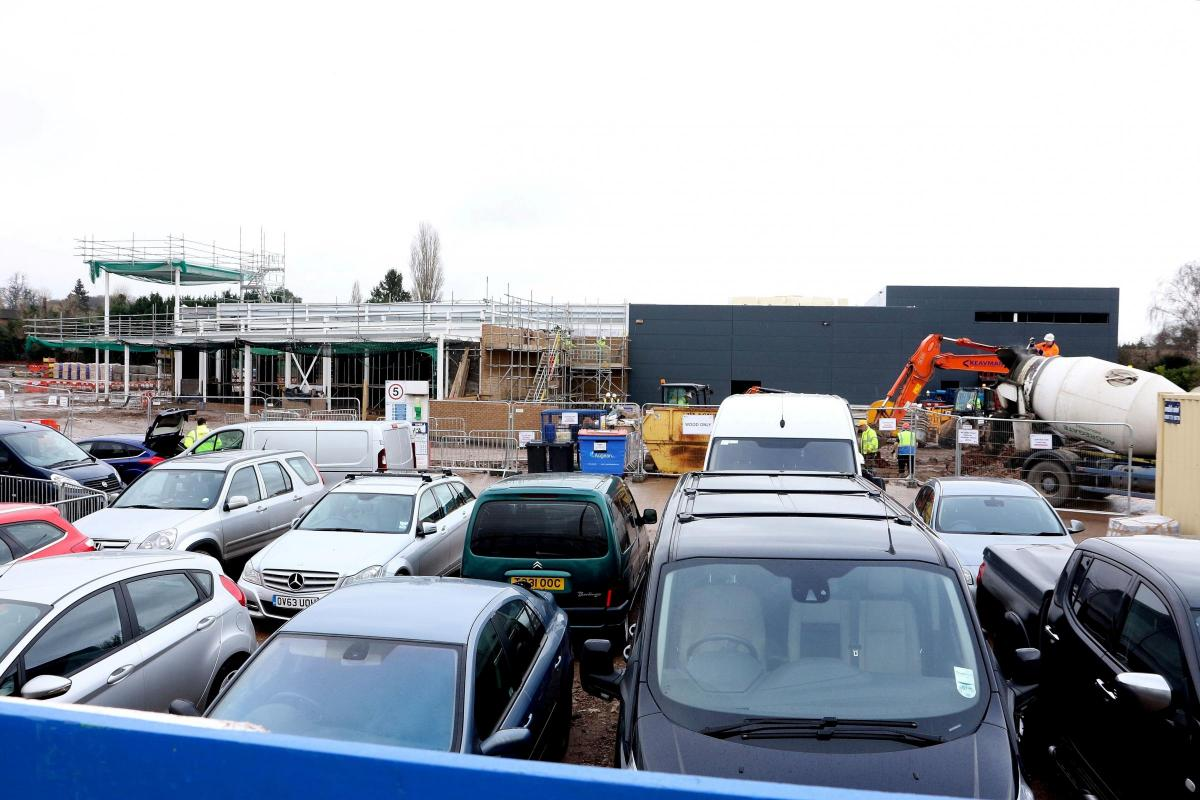 800 People Apply For Just 120 Jobs At New Waitrose Worcester News