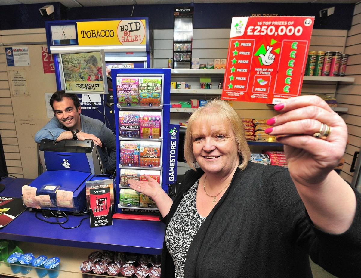 First Bus driver in Worcester wins £250,000 on National