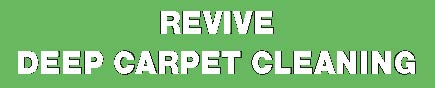 REVIVE DEEP CARPET CLEANING