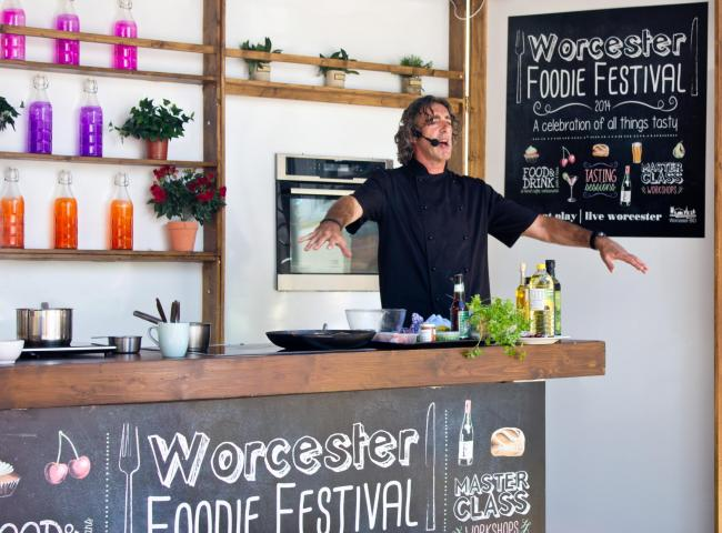 TEN delicious things you can eat at Worcester Foodie Festival