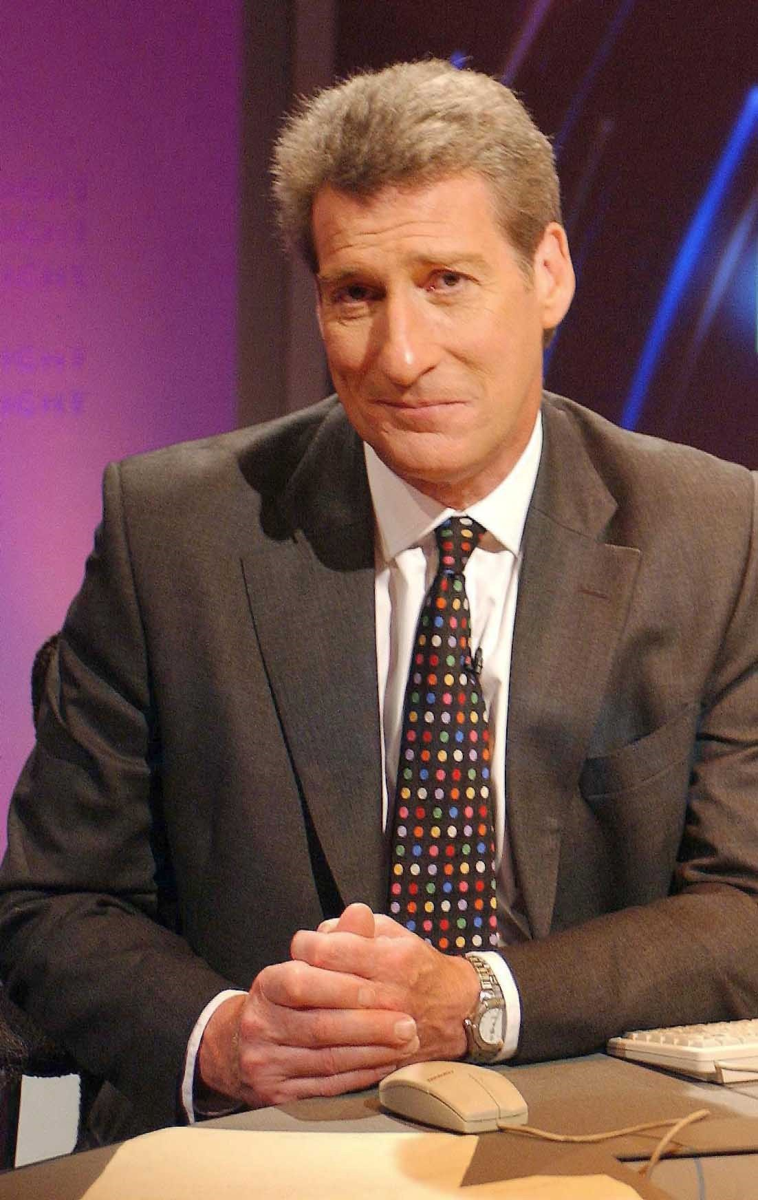 SCHOOL VIEW: Jeremy Paxman, neither stable nor industrious