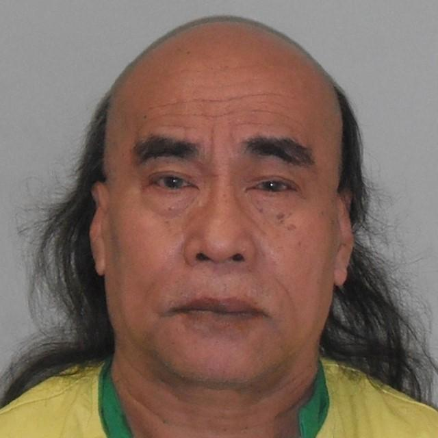 Victor Castigador has been sentenced to life in prison after murdering a fellow inmate with a rock at HMP Long Lartin. Picture: West Mercia Police