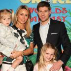 Worcester News: Steven Gerrard and wife Alex expecting fourth child