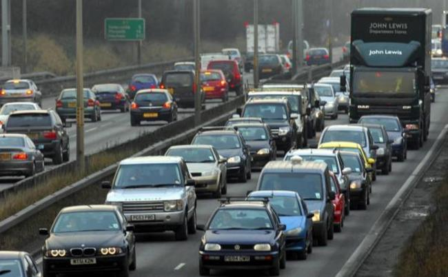 UPDATE: Vehicle breakdown on M5 southbound causes lane closure