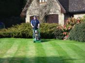 ALAN GUEST MOWING SERVICES