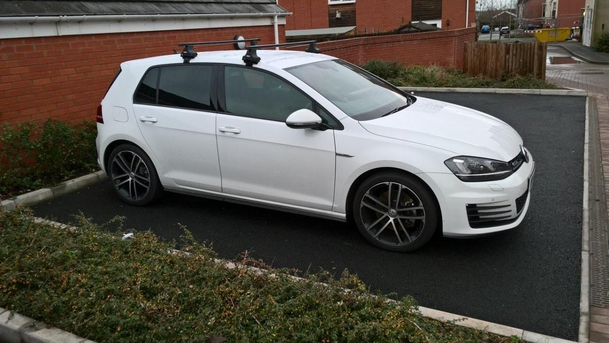 have you seen vw golf or audi stolen during spate of car key thefts