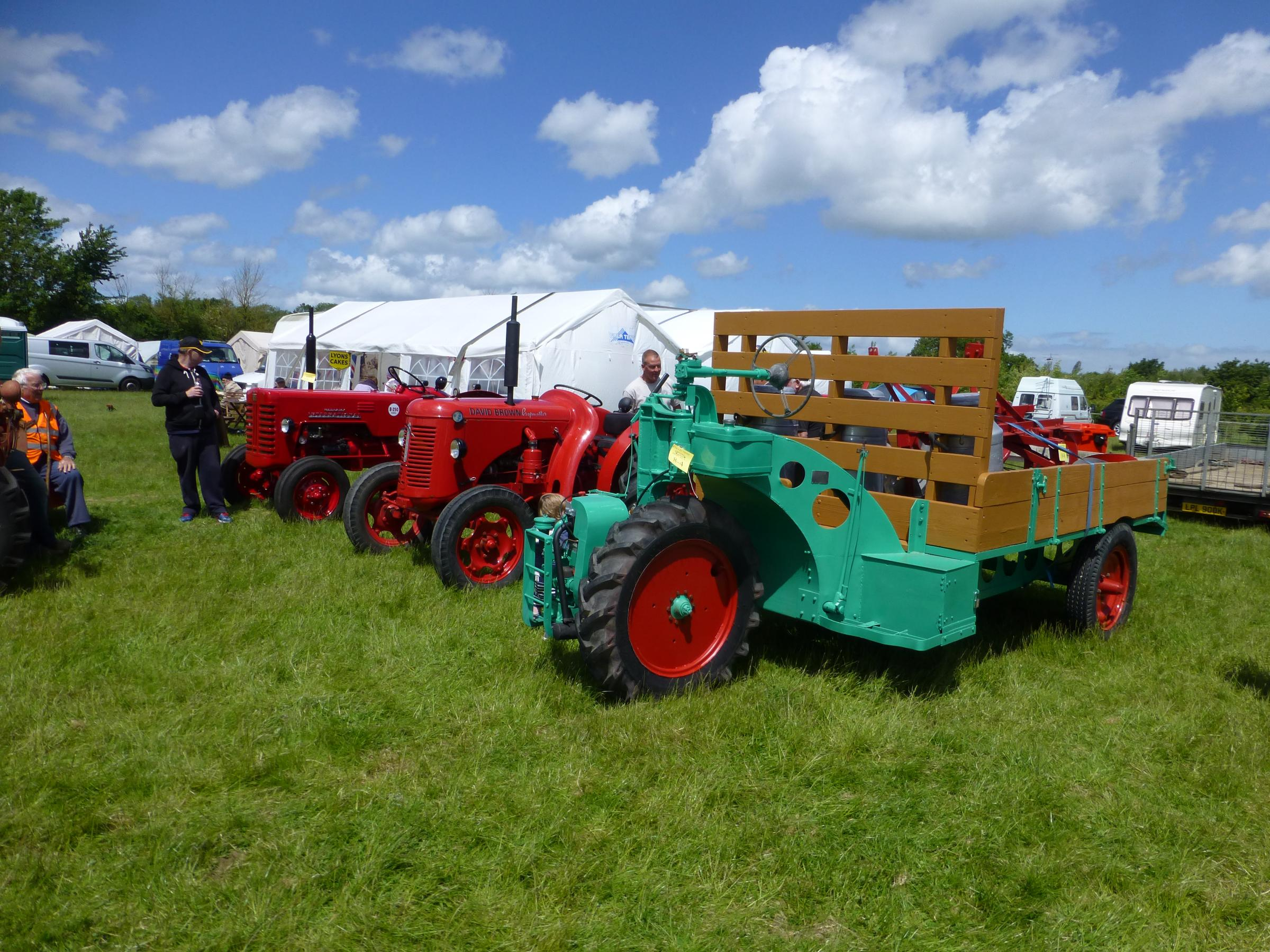 3rd Lechlade Annual Vintage Rally and Country Show