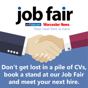 Worcester News: Jobs Fair Landing image 2017