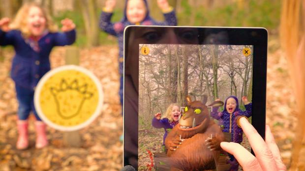 Worcester News: The Gruffalo Spotter app and Gruffalo Trail will launch at the Wyre Forest on Tuesday (February 21)