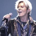Worcester News: David Bowie becomes the first posthumous main category Brits winner in history