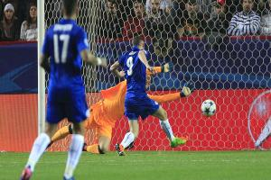 Jamie Vardy and Kasper Schmeichel shine despite Leicester's loss against Sevilla