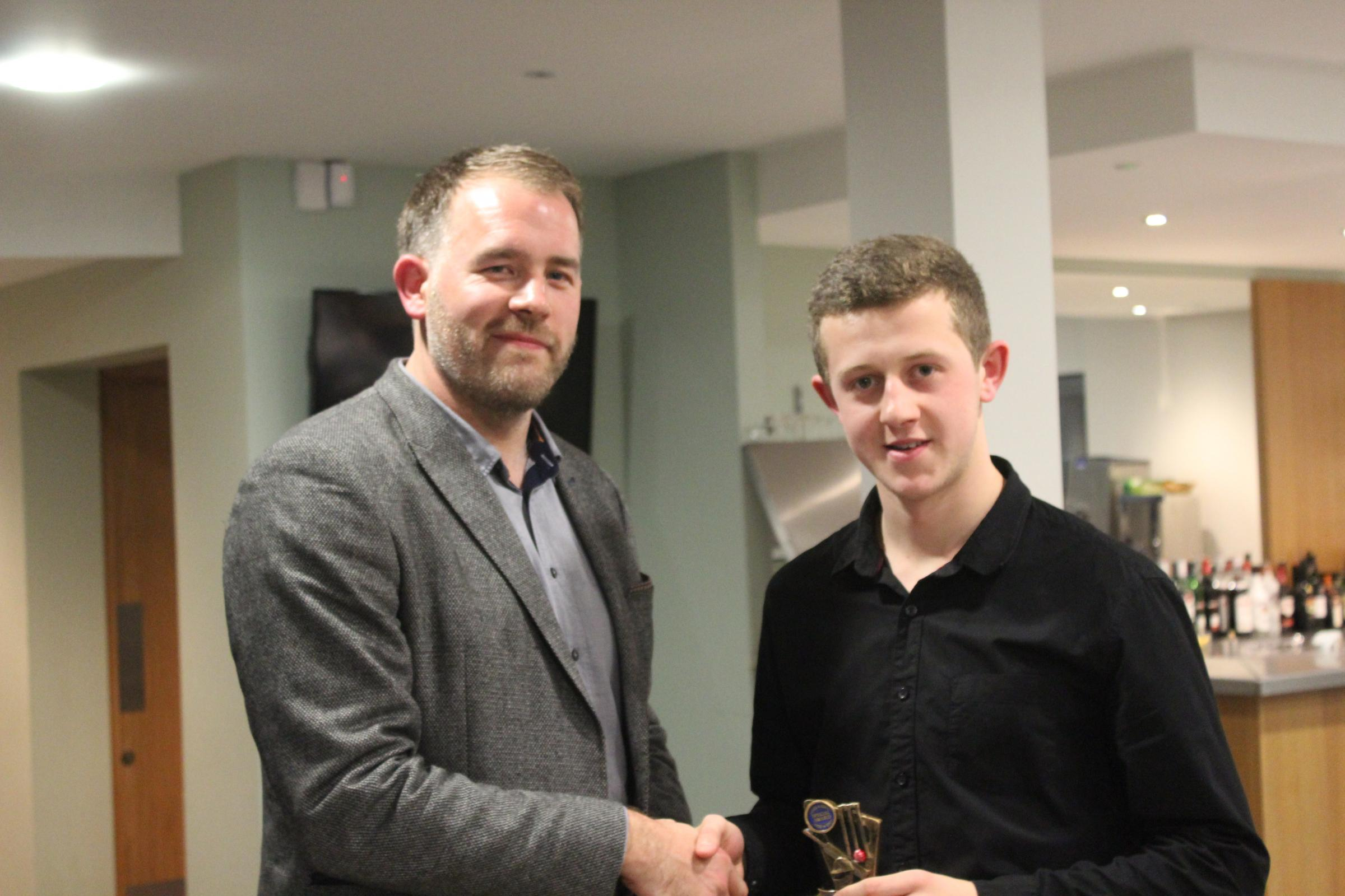 Teenage cricketer Alex Basford secures Martley treble (From Worcester News)