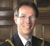 CONCERNED: mayor of Worcester, Coun Stephen Inman - 60710