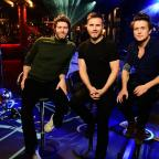 Worcester News: James Corden's campaign to bring Take That to the USA is everything