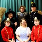 Worcester News: Seen Judi Creed-Newton, Bill Chadney, David Creed-Newton (back), Lucy Eastham, Jude Sanderson and Vicki Merker (front), look forward to travelling The Yellow Brick Road