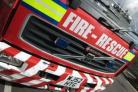 Fire service called to kitchen fire