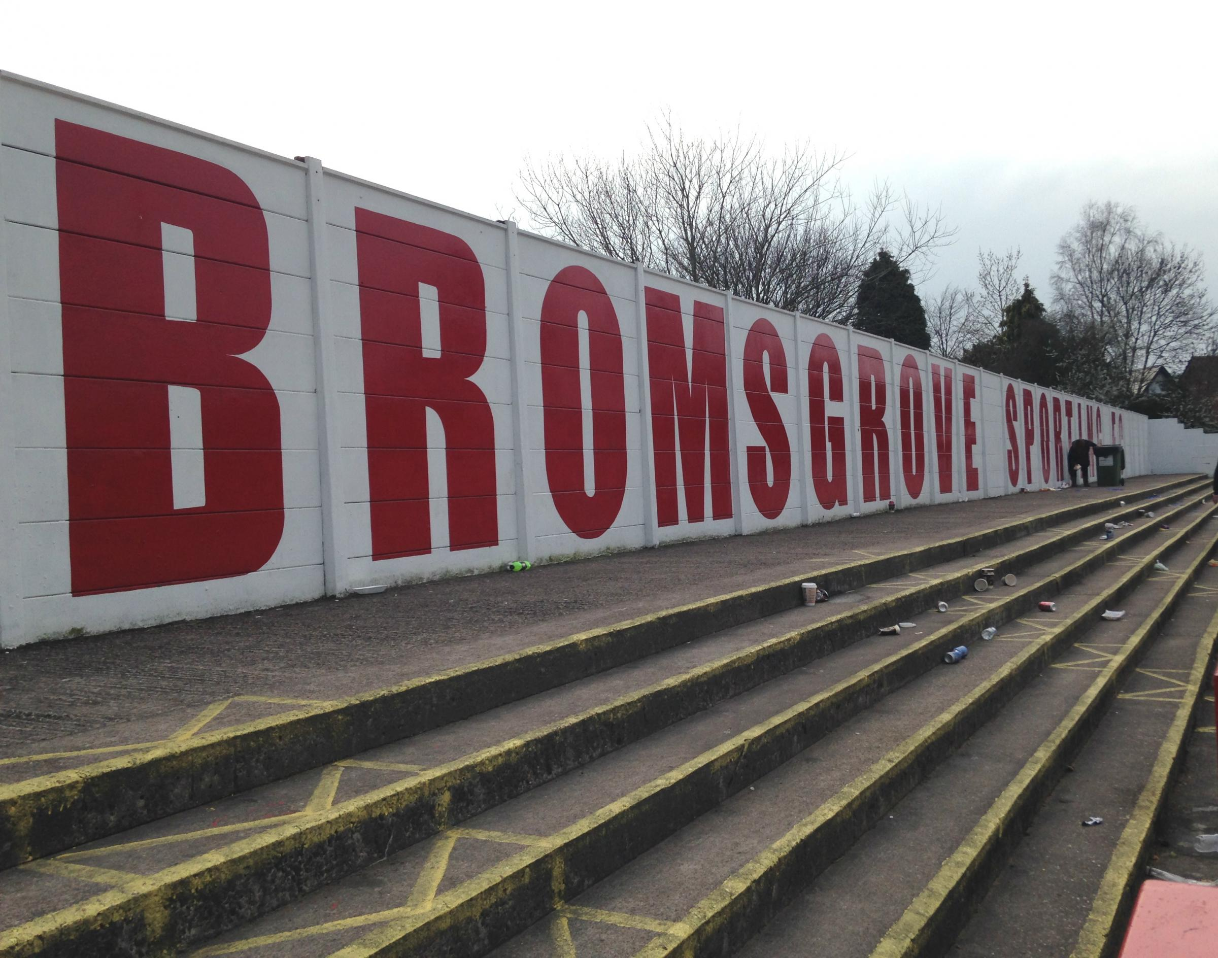 Tuesday's football: Bromsgrove Sporting bid to go four points clear