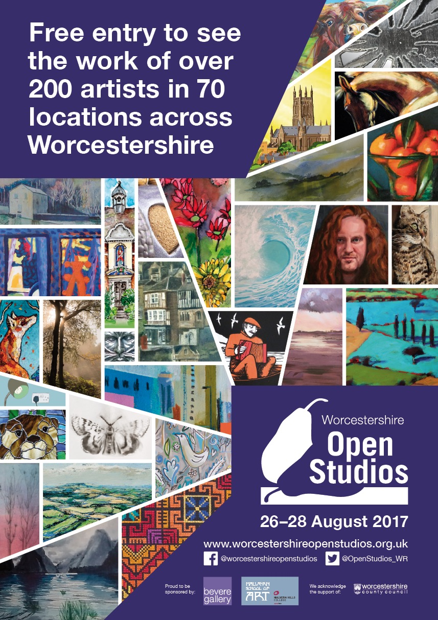Worcestershire Open Studios 2017