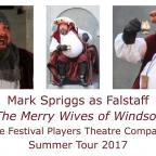 Worcester News: Mark Spriggs will play Falstaff