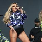 Worcester News: Little Mix singer Perrie Edwards gets down and dirty with f-word gaffe