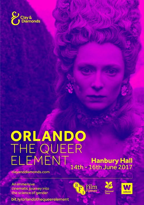 Orlando comes to Hanbury Hall