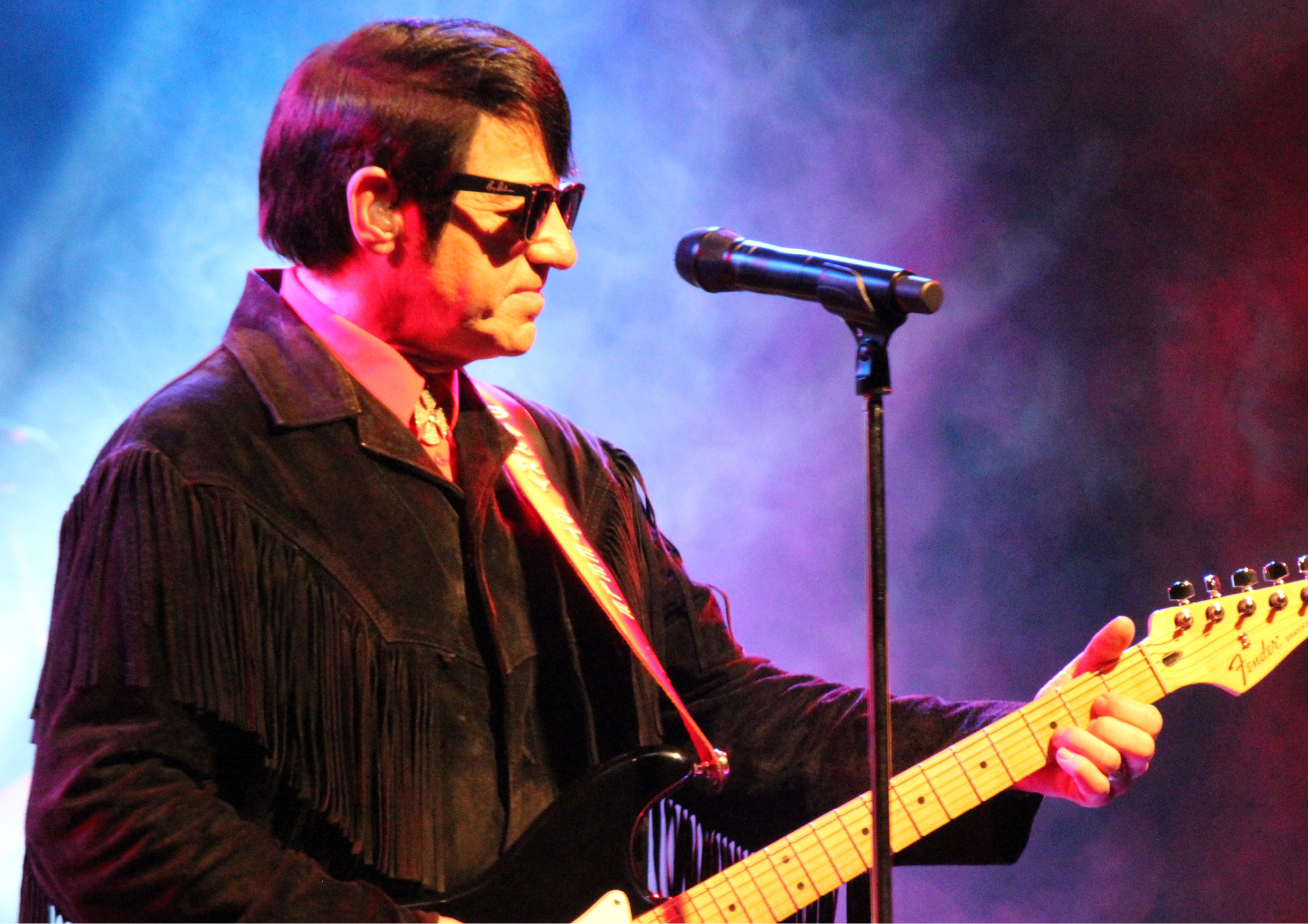 Barry Steele & Friends - The Roy Orbison Story 30 Year Special