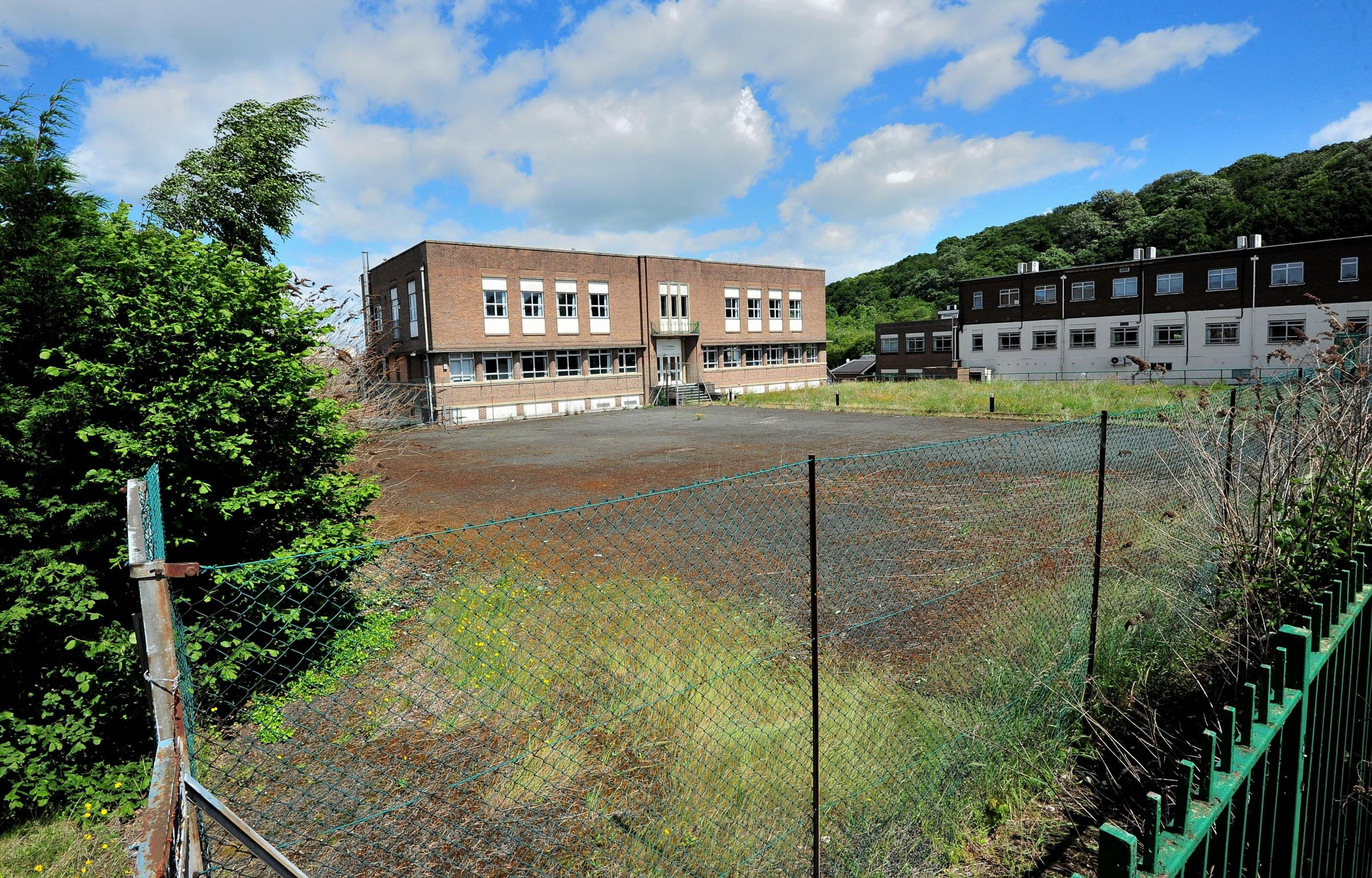 HOMES: Developer Taylor Wimpey wants to turn the old Metalbox factory site into a new housing estate, one of many major developments planned for Worcester