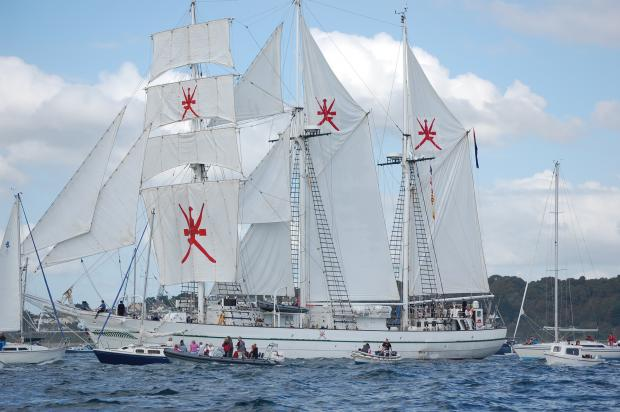 Details of Gloucester Tall Ships Festival unveiled