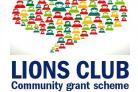 Worcester News Lions Club Grant Logo