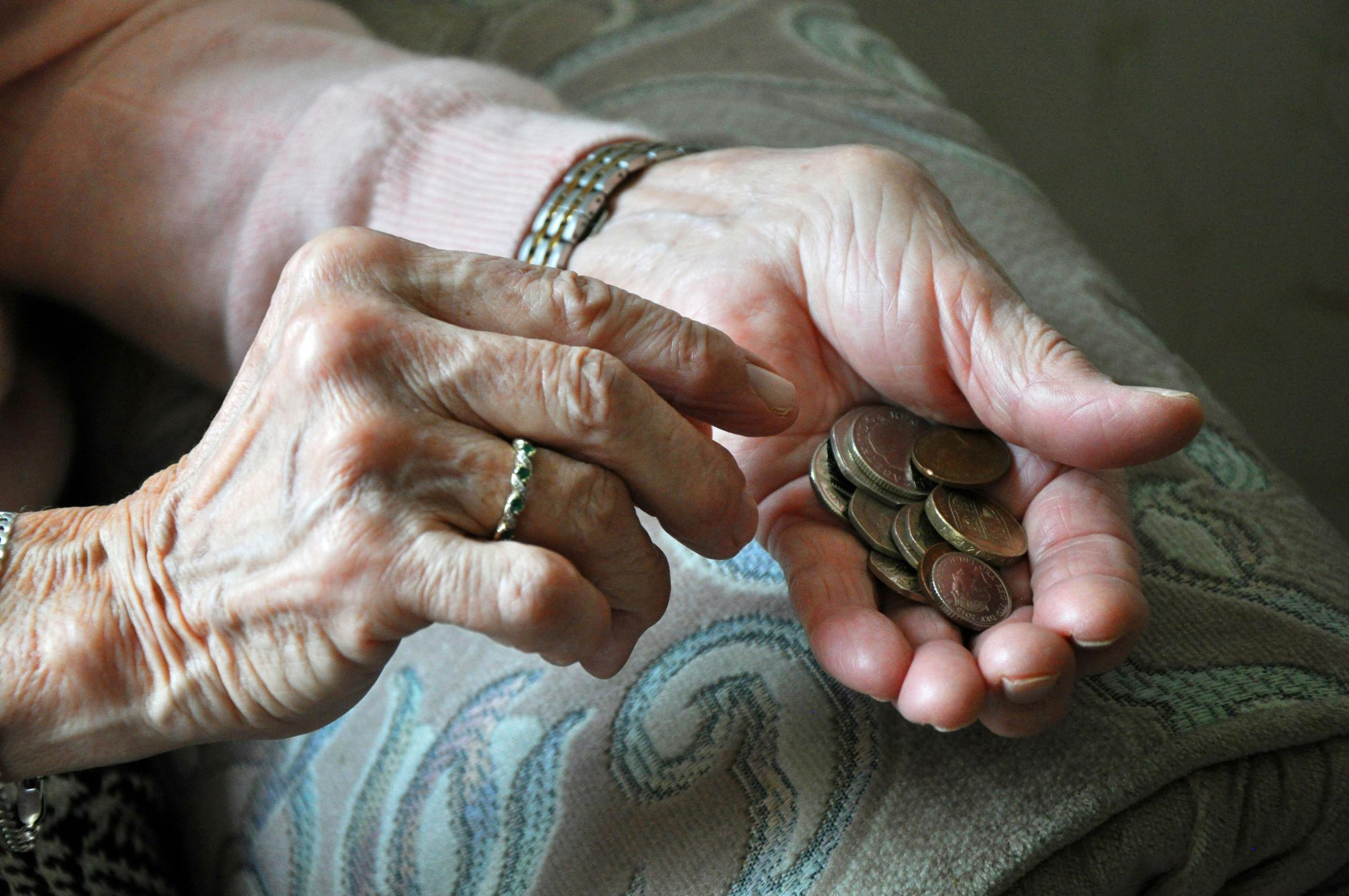 Letter writer Anne Jordan says the Government should sort out pensions