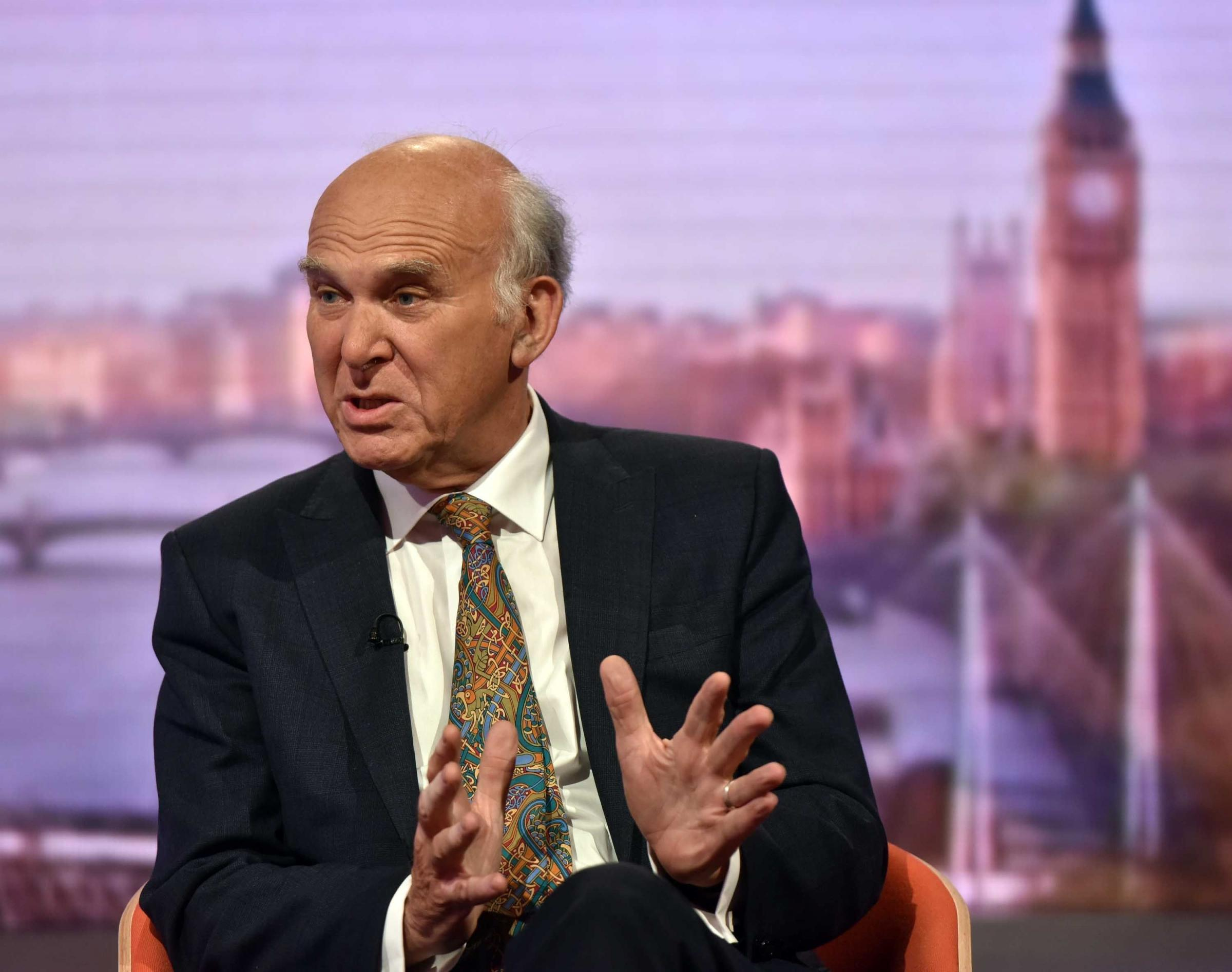 Vince Cable says he thinks Brexit might not happen. It's all part of a conspiracy to keep us in against our wishes, says one letter writer