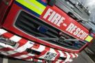 Fire crews called to cooker blaze in Worcester
