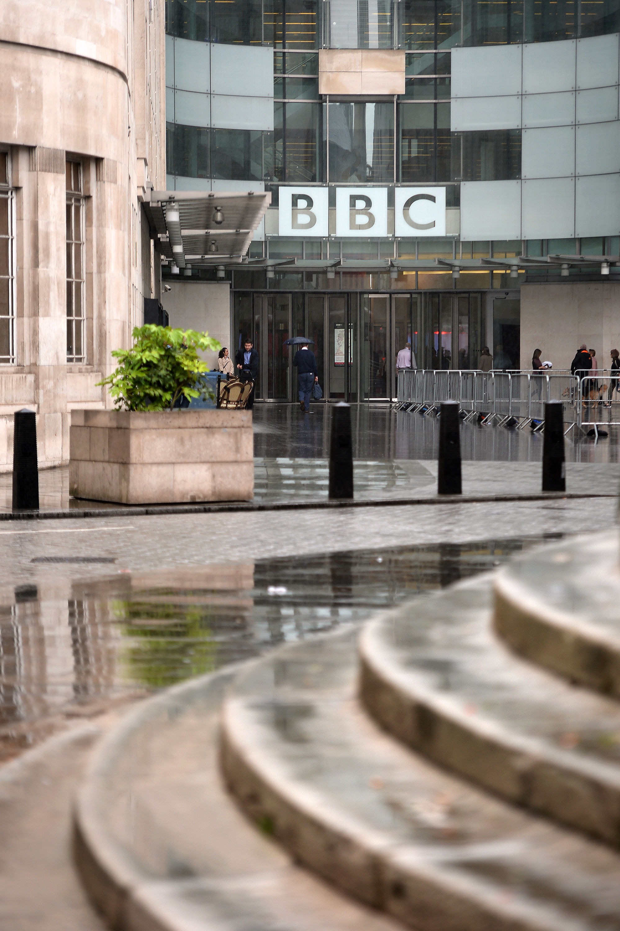 The TV licence has gone up to fund the BBC, but the quality of what's on TV isn't going up with it, says one correspondent