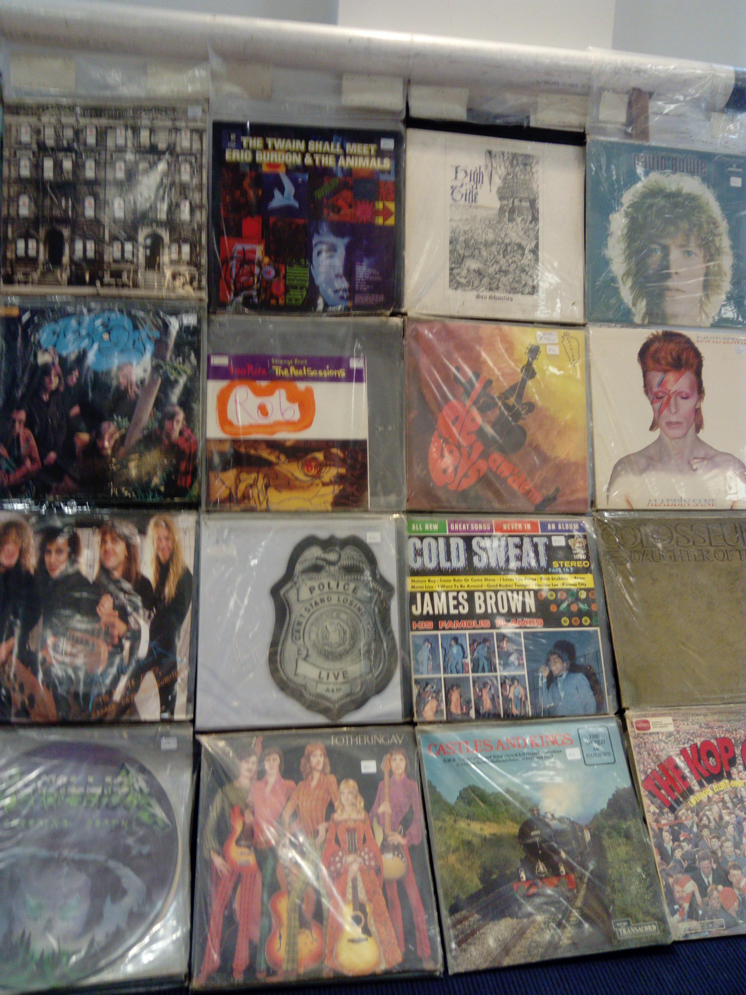 Hay-on-Wye Record and CD Fair