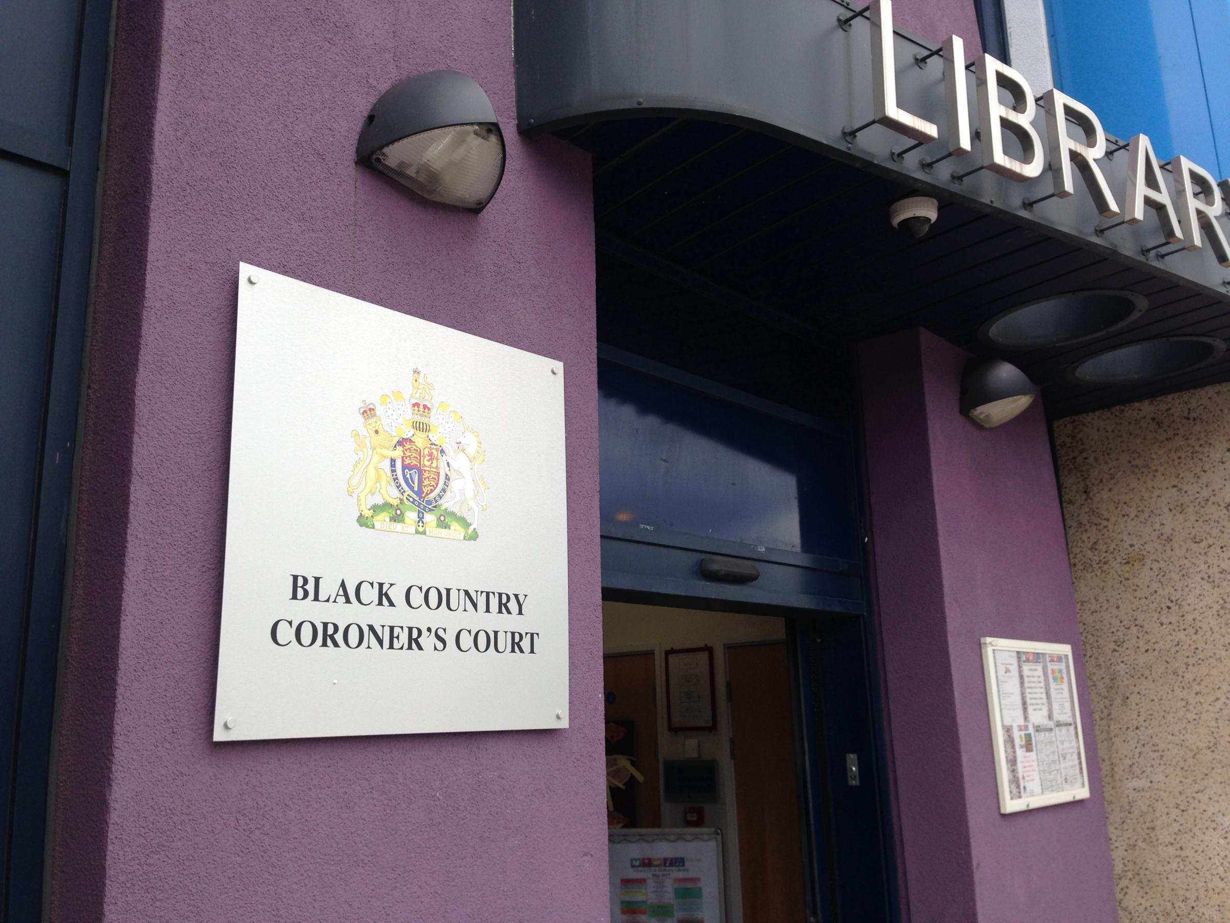 Black Country Coroner's Court, Oldbury