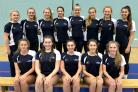 Severn Stars' final under 17s squad face the camera