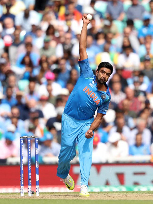 India's Ravichandran Ashwin. Picture: Adam Davy/PA Wire/PA Images