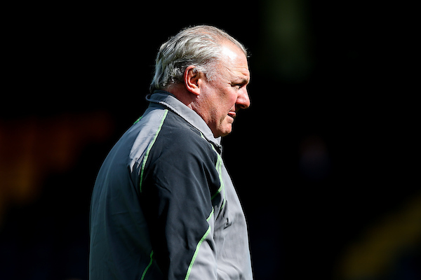 Director of rugby Gary Gold. Picture: Rogan Thomson/JMP