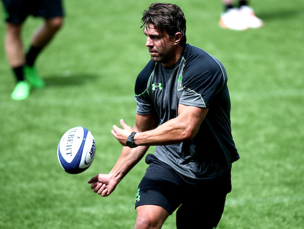 Fit-again centre Wynand Olivier. Picture: Robbie Stephenson/JMP