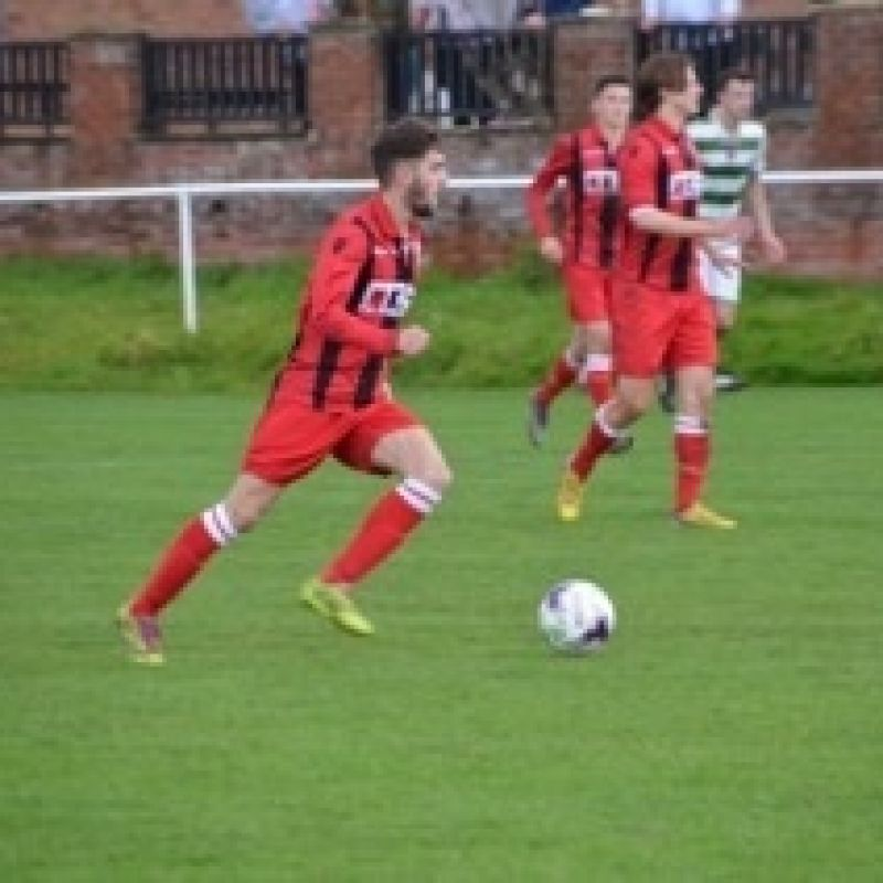 Bradley Burgess. Picture: www.pitchero.com/clubs/droitwichspafootballclub