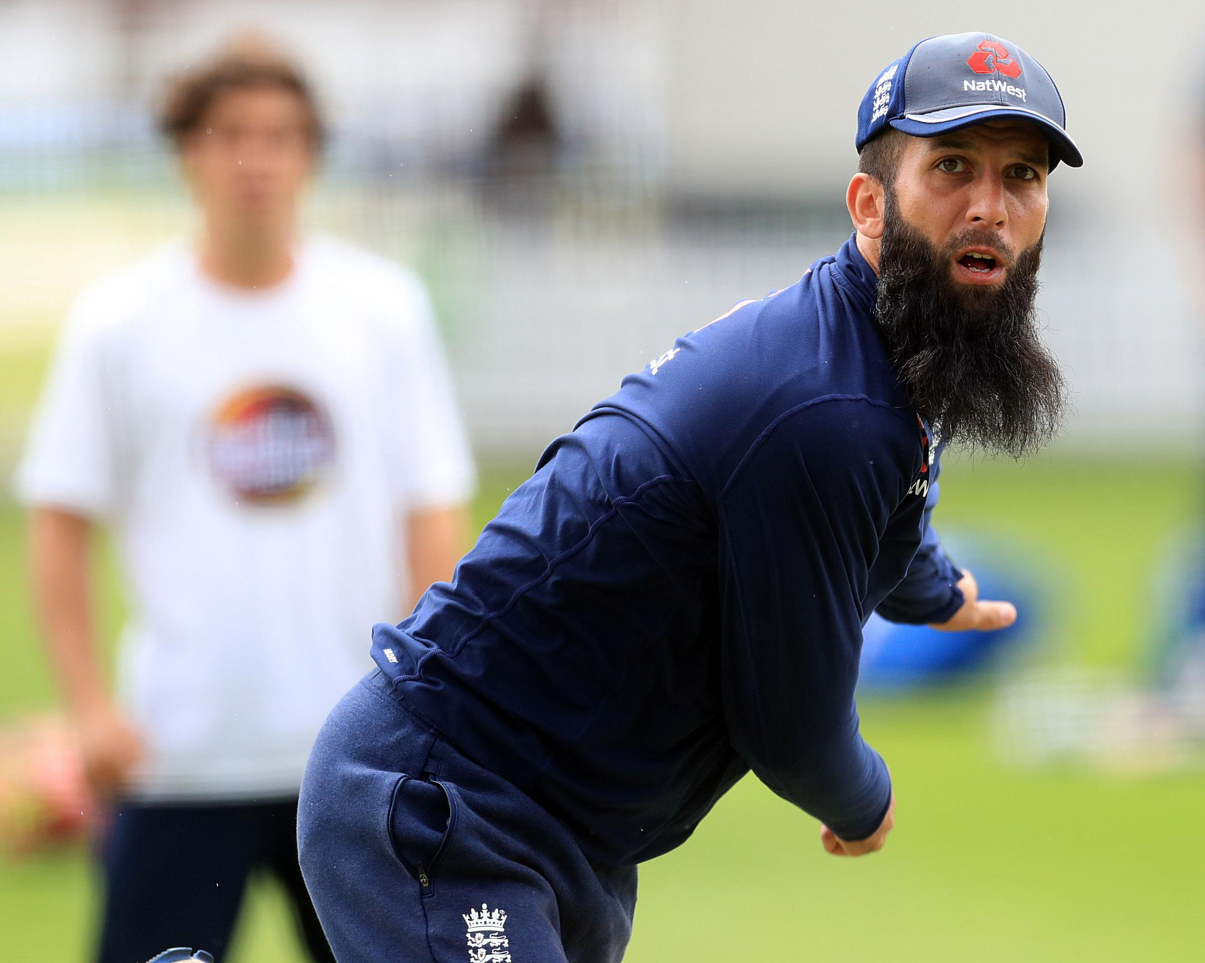 Moeen Ali. Picture: ADAM DAVY/PA WIRE