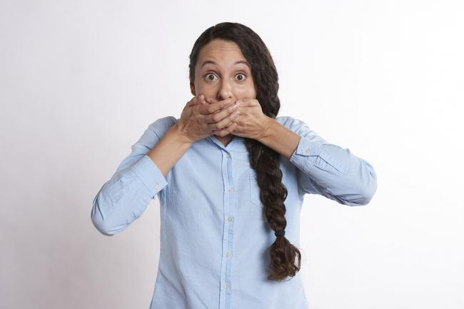 SHH: Today is National Quiet Day (Thursday, September 14).