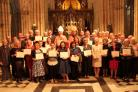 Celebrating lay ministers at Worcester Cathedral