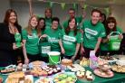 COFFEE MORNING: Macmillan's World Biggest Coffee Morning is being held this morning.