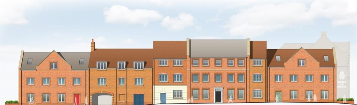 26 apartments to be built on Royal Worcester Porcelain site ...