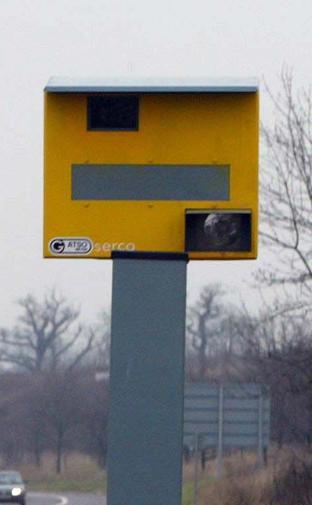 Accident blackspot gets mobile speed camera