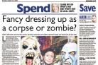 Fancy dressing up as a corpse or zombie?