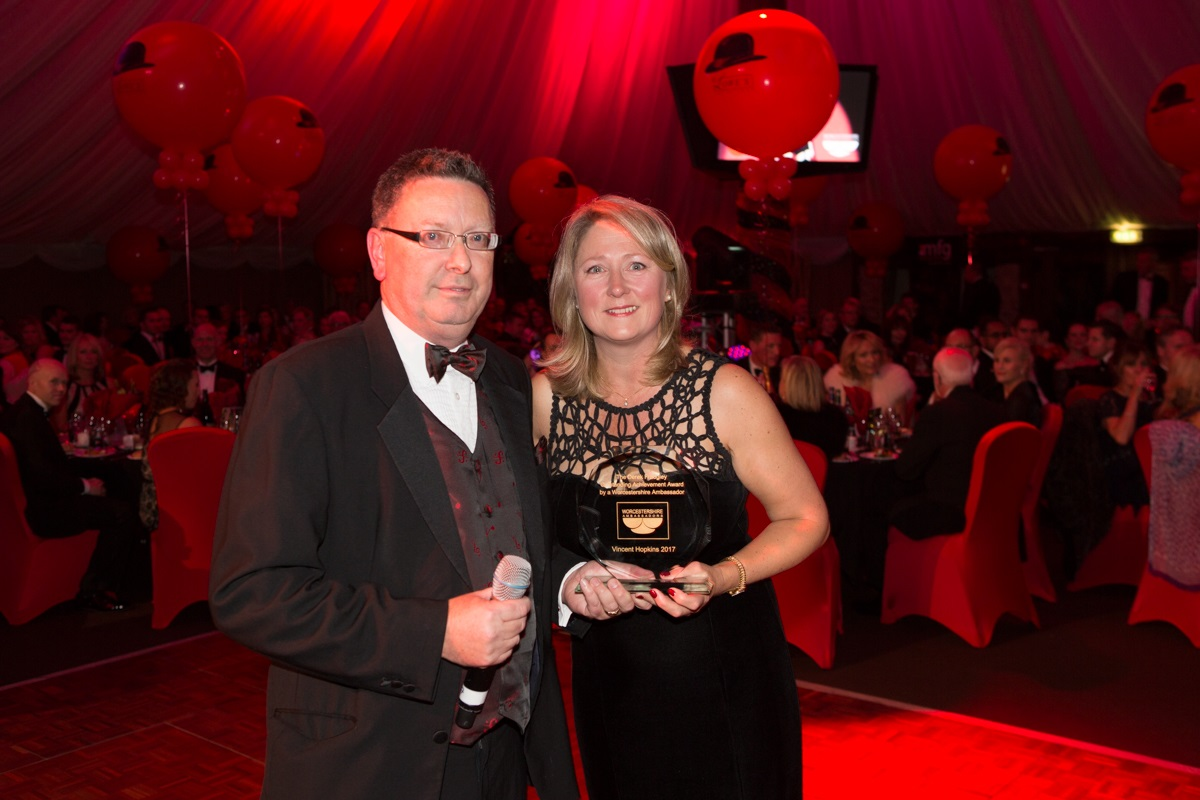 Annual ball raises thousands for local good causes