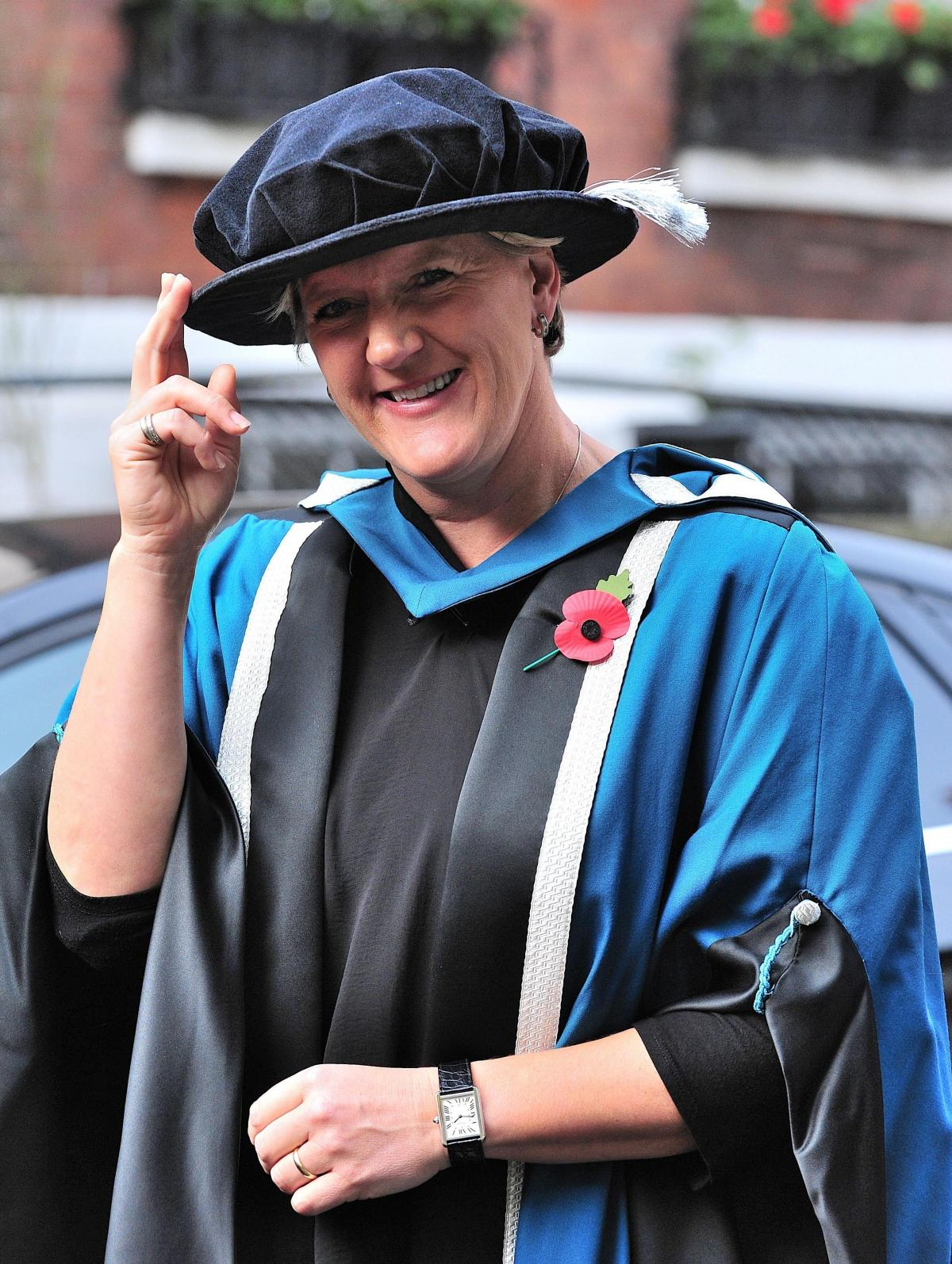 Amanda Redman Close Relations pictures: congratulations to all our graduates | worcester news